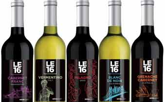 Limited Edition wine kits Yarmouth Nova Scotia, brew on site, urban winery